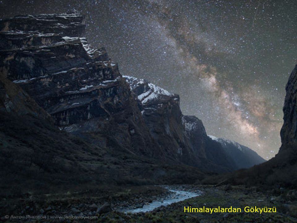 Himalayalardan Gökyüzü