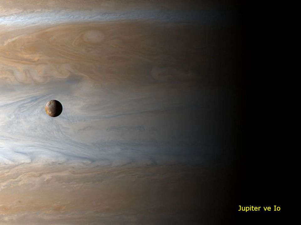 Jupiter ve Io