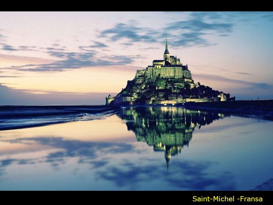 Saint-Michel -Fransa