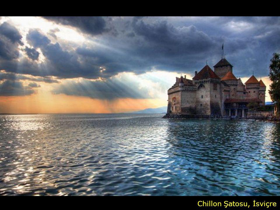 Chillon Şatosu, İsviçre
