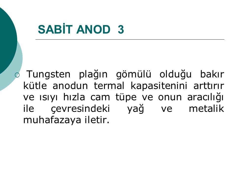 SABİT ANOD 3