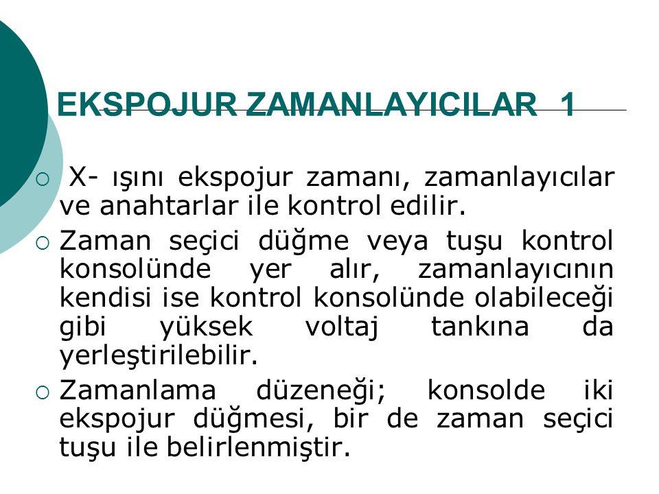 EKSPOJUR ZAMANLAYICILAR 1
