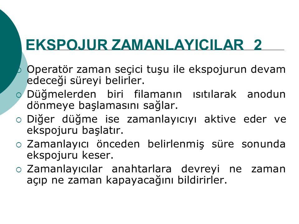 EKSPOJUR ZAMANLAYICILAR 2