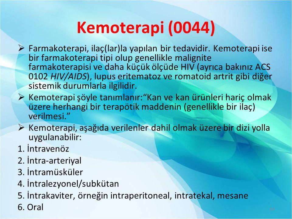 Kemoterapi (0044)