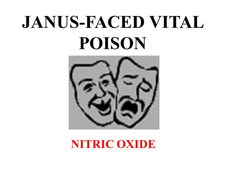 JANUS-FACED VITAL POISON