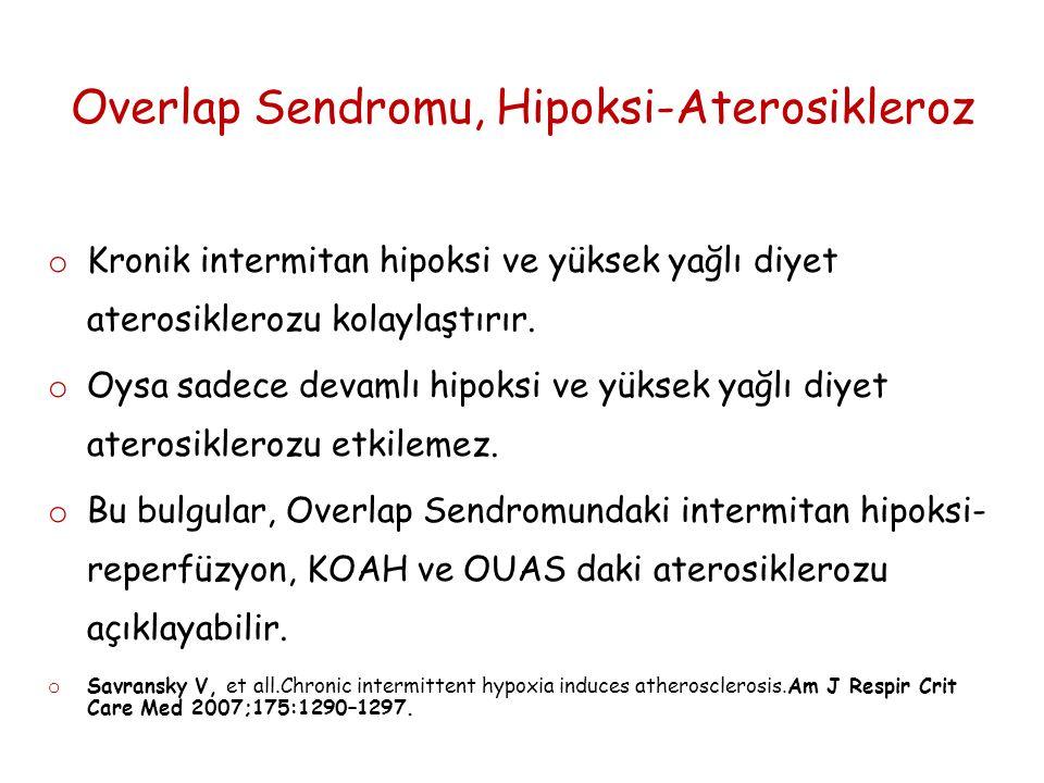 Overlap Sendromu, Hipoksi-Aterosikleroz