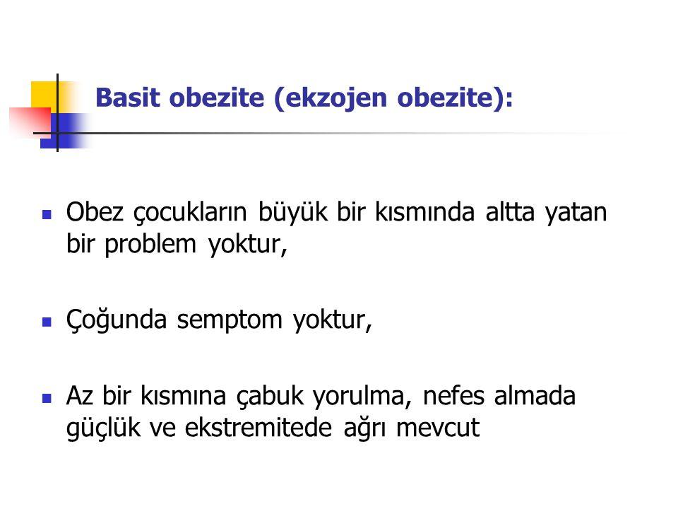 Basit obezite (ekzojen obezite):