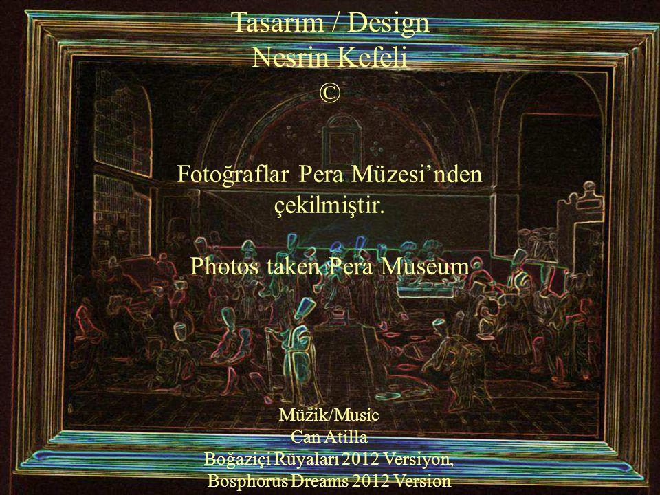Tasarım / Design Nesrin Kefeli ©