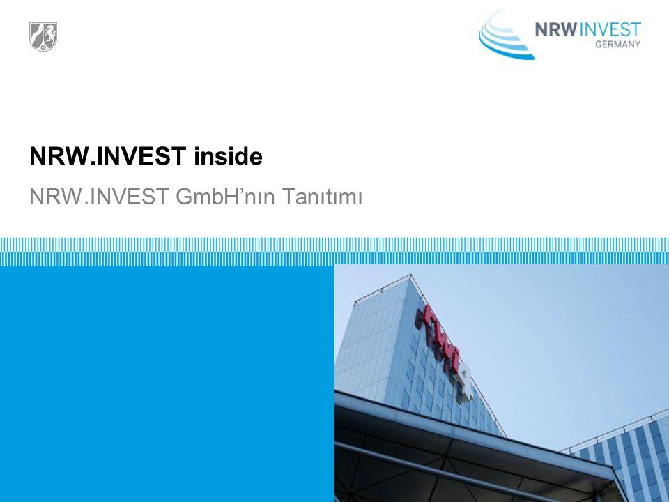 NRW.INVEST GmbH'nın Tanıtımı