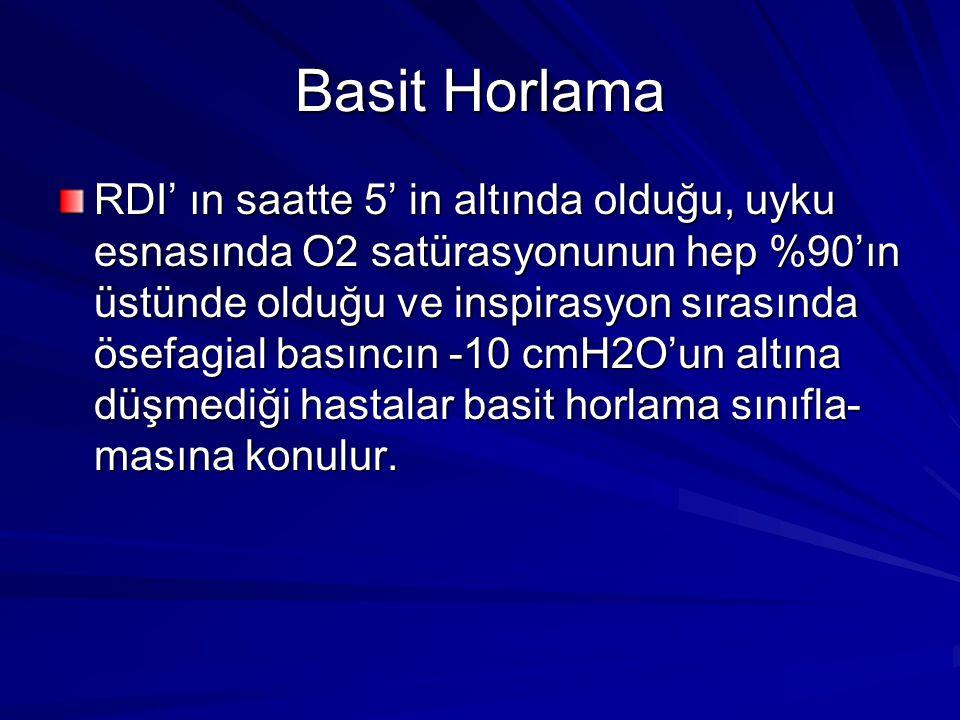 Basit Horlama