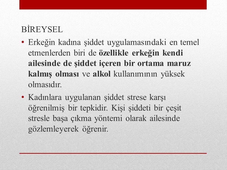 BİREYSEL