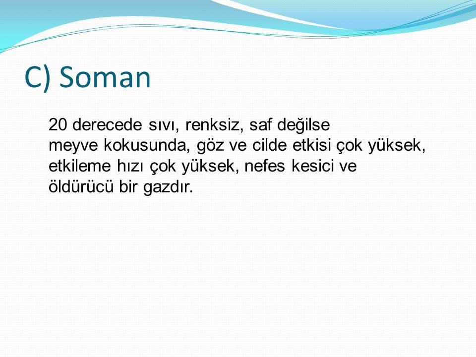 C) Soman