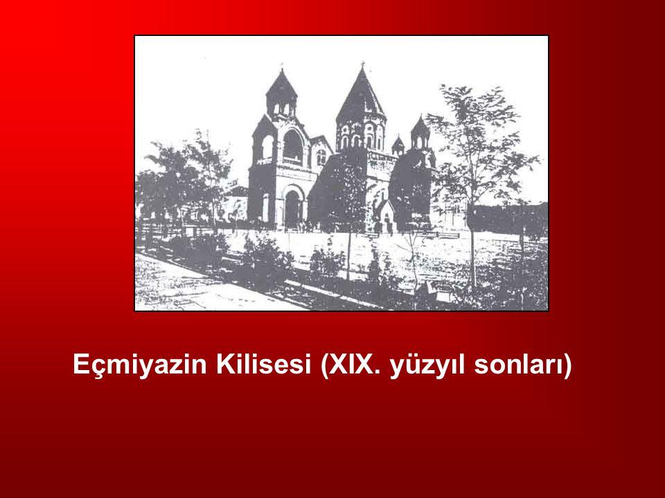 Eçmiyazin Kilisesi (XIX. yüzyıl sonları)