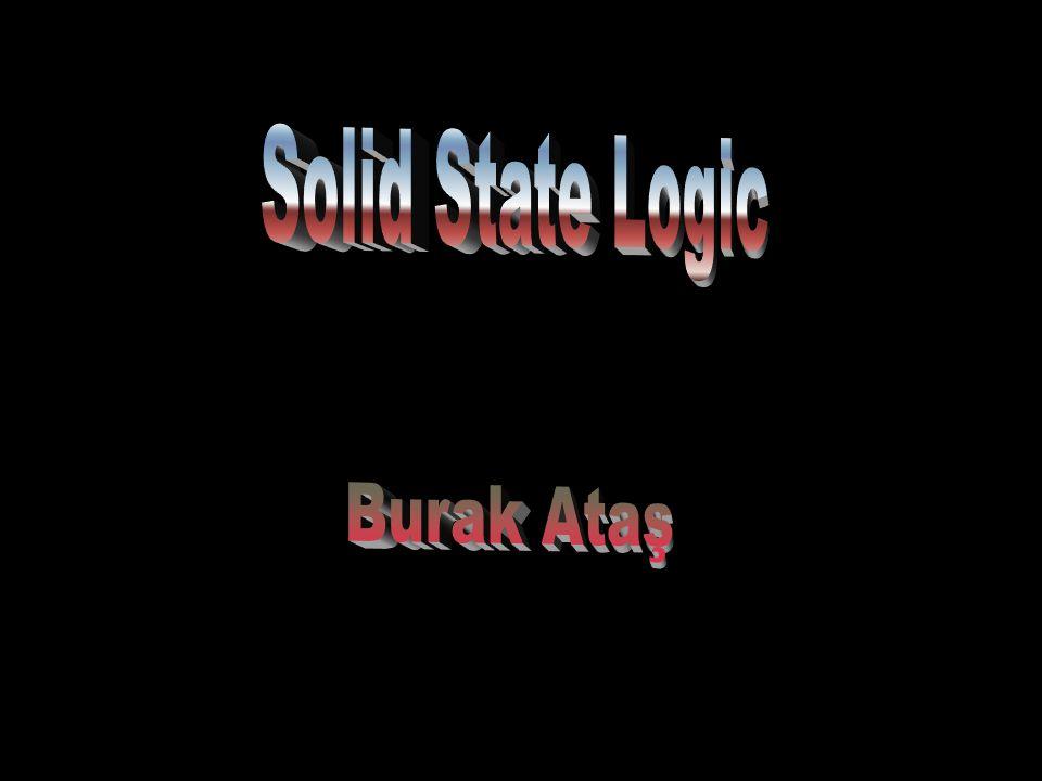 Solid State Logic Burak Ataş