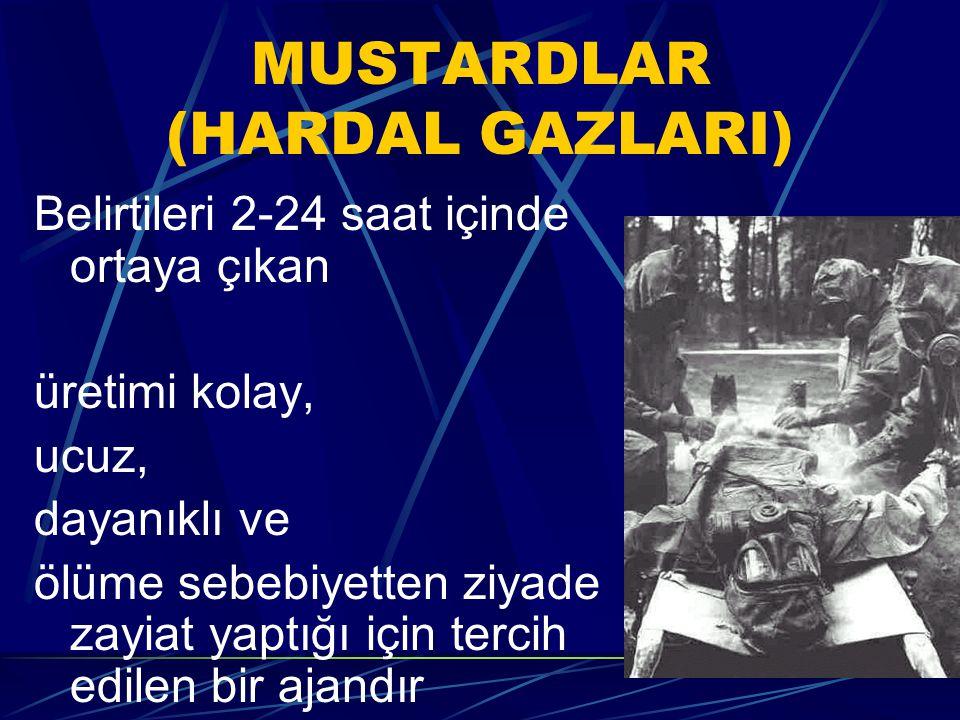 MUSTARDLAR (HARDAL GAZLARI)