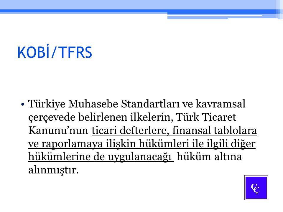 KOBİ/TFRS