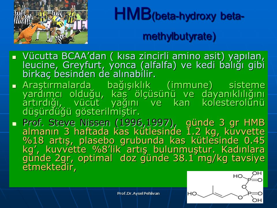 HMB(beta-hydroxy beta-methylbutyrate)