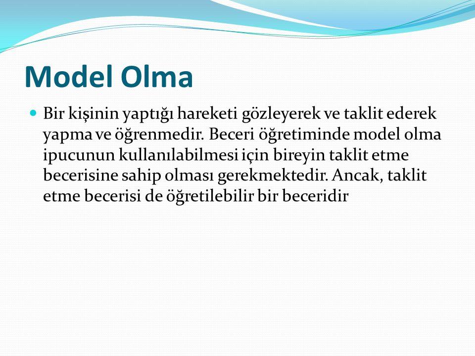 Model Olma