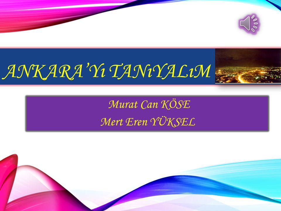 Murat Can KÖSE Mert Eren YÜKSEL