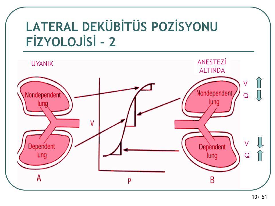 LATERAL DEKÜBİTÜS POZİSYONU FİZYOLOJİSİ - 2