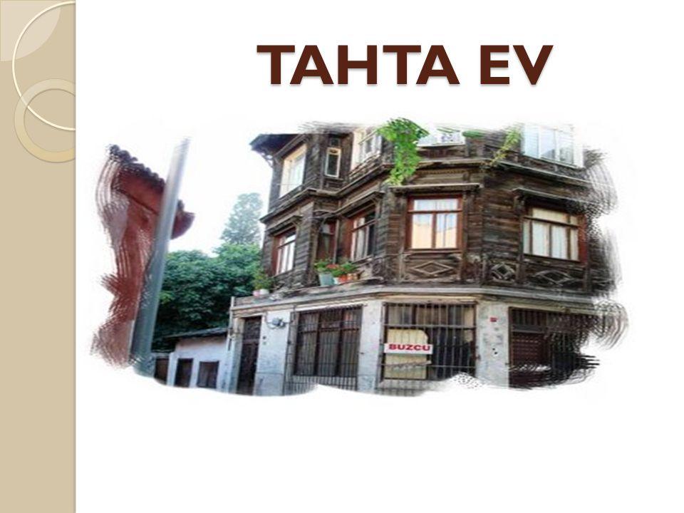 TAHTA EV
