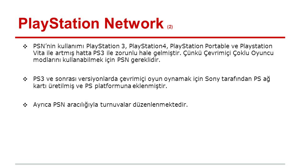 PlayStation Network (2)