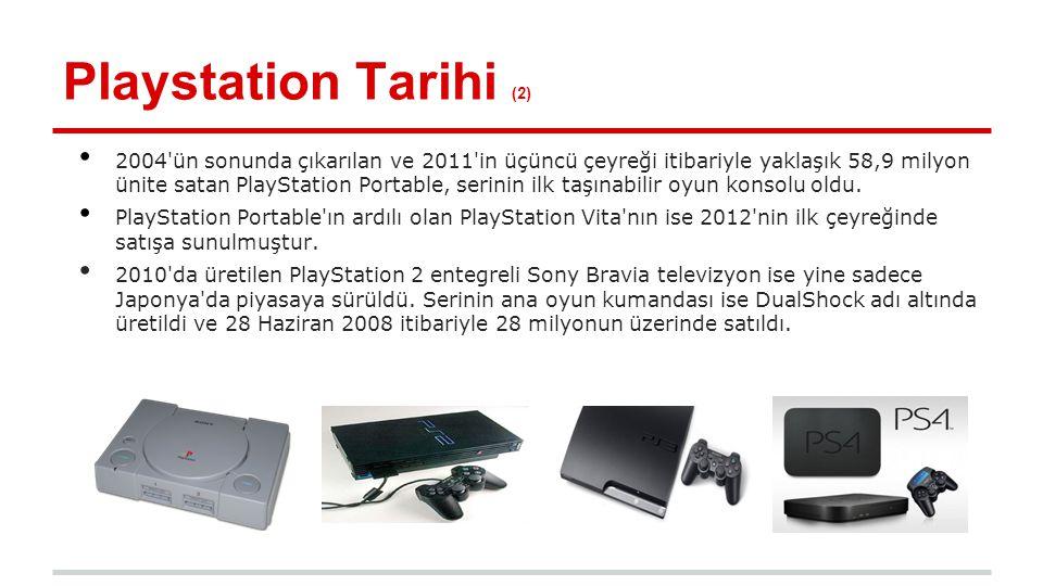 Playstation Tarihi (2)