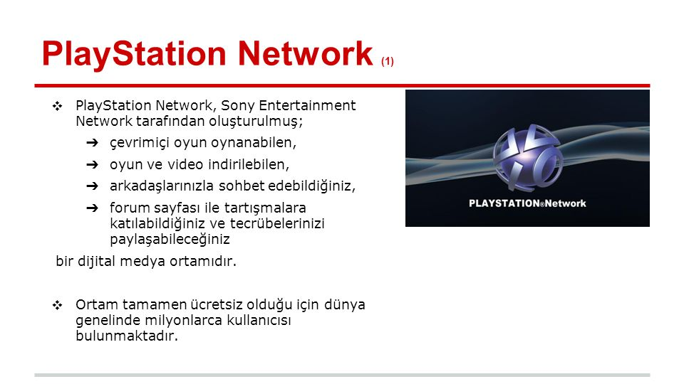PlayStation Network (1)