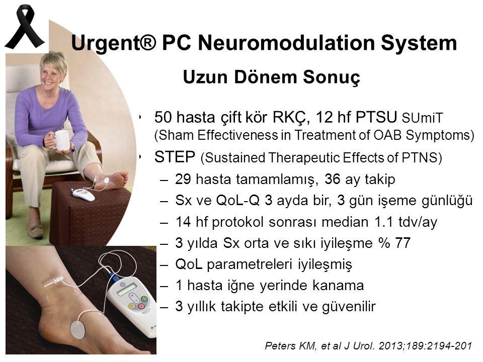 Urgent® PC Neuromodulation System