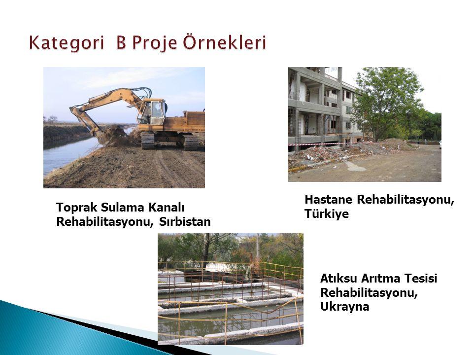 Kategori B Proje Örnekleri