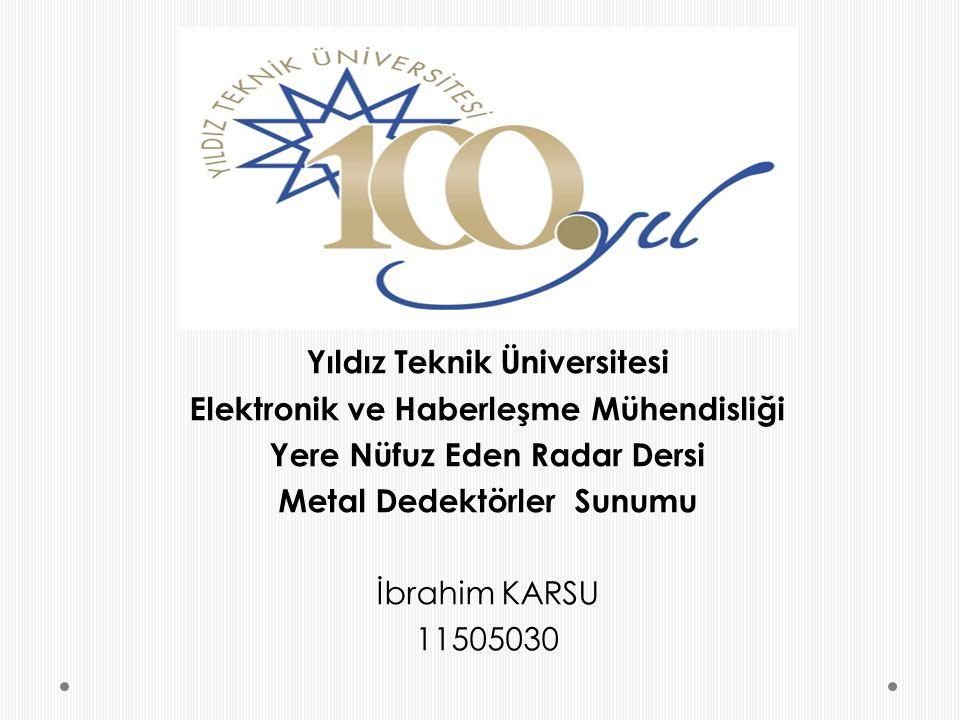Yıldız Teknik Üniversitesi Elektronik ve Haberleşme Mühendisliği