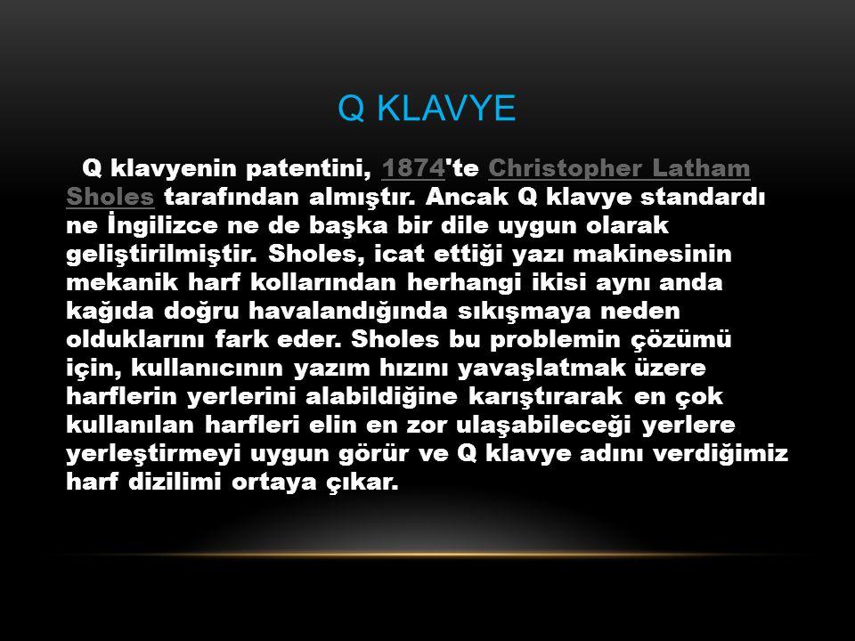 Q KLAVYE