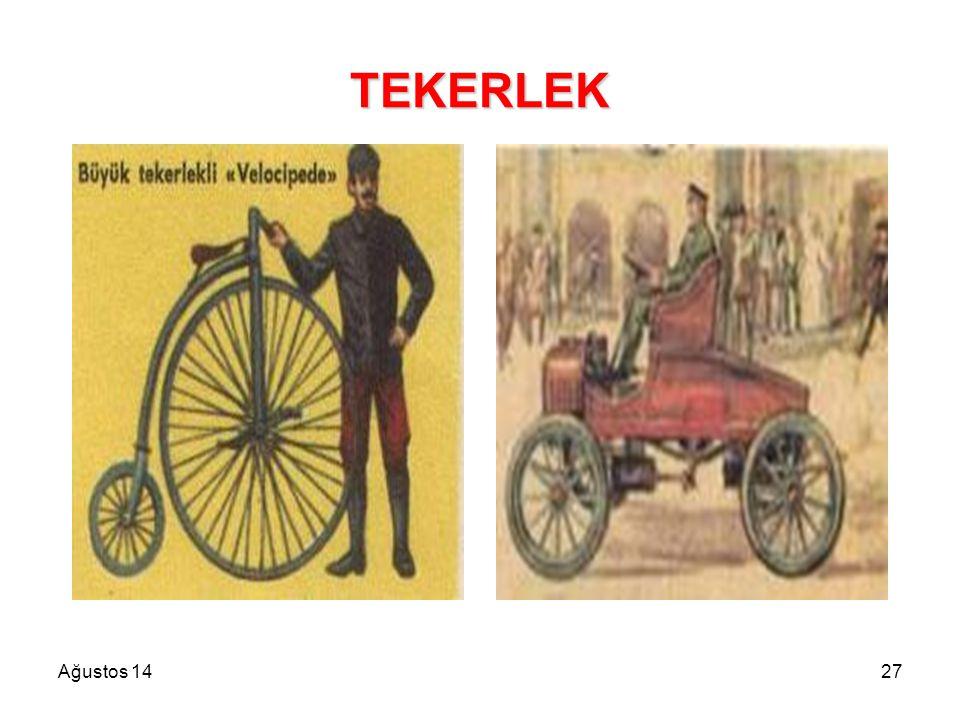 TEKERLEK Nisan 17