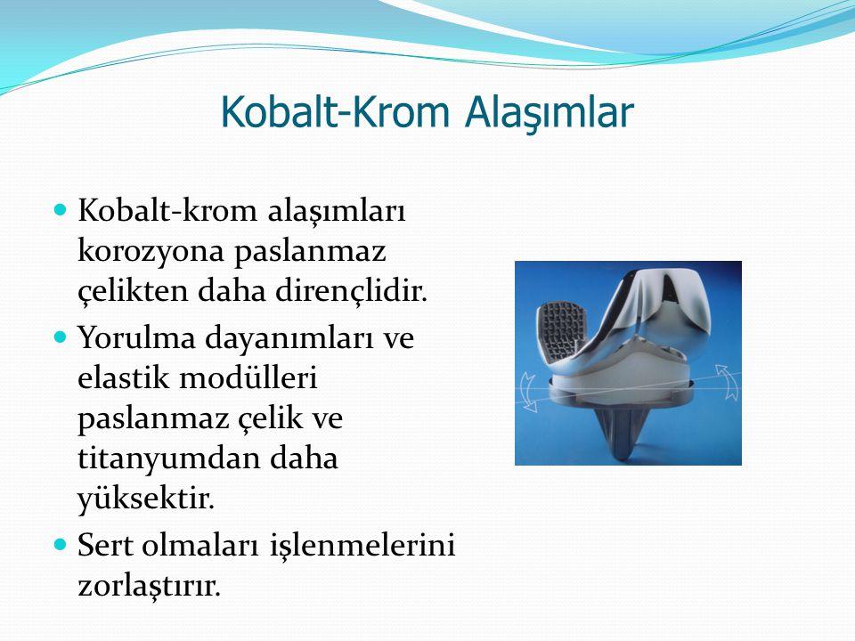 Kobalt-Krom Alaşımlar