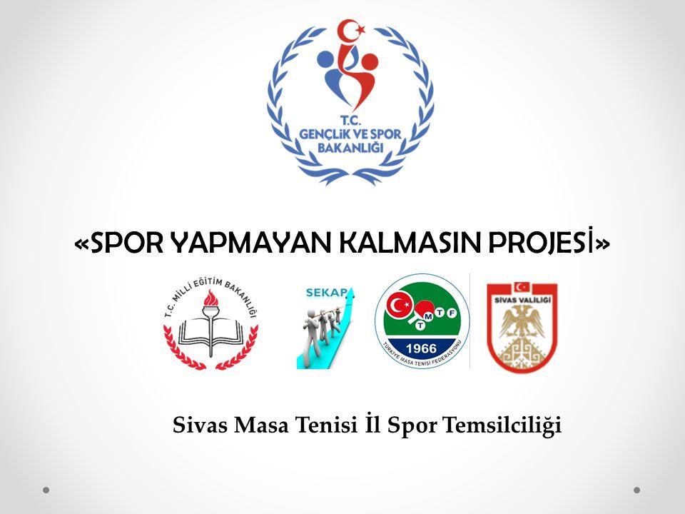 Sivas Masa Tenisi İl Spor Temsilciliği