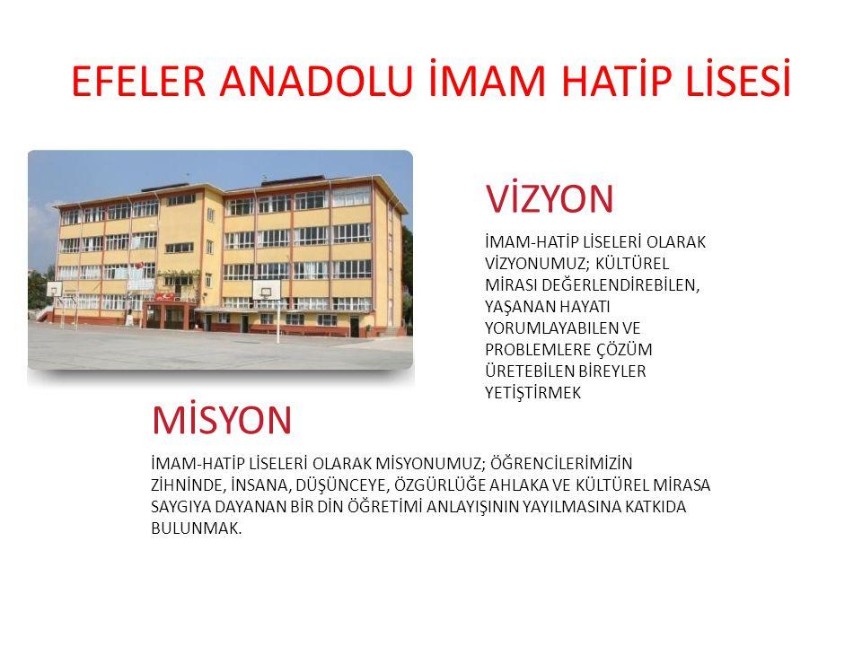 EFELER ANADOLU İMAM HATİP LİSESİ