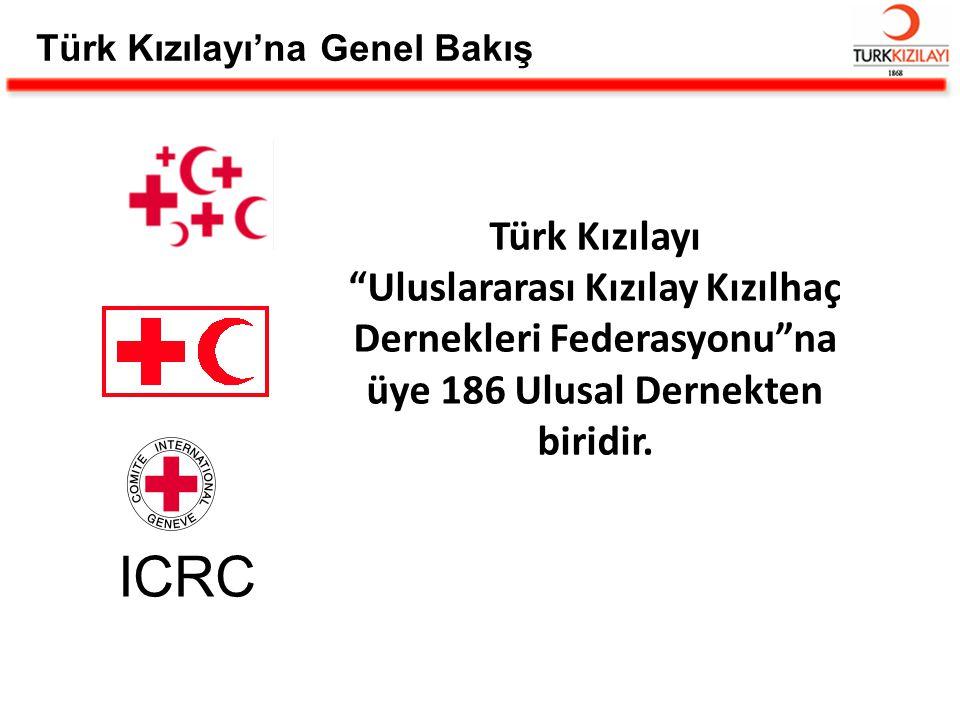 Türk Kızılayı'na Genel Bakış
