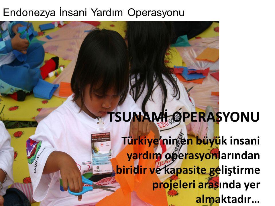 Endonezya İnsani Yardım Operasyonu