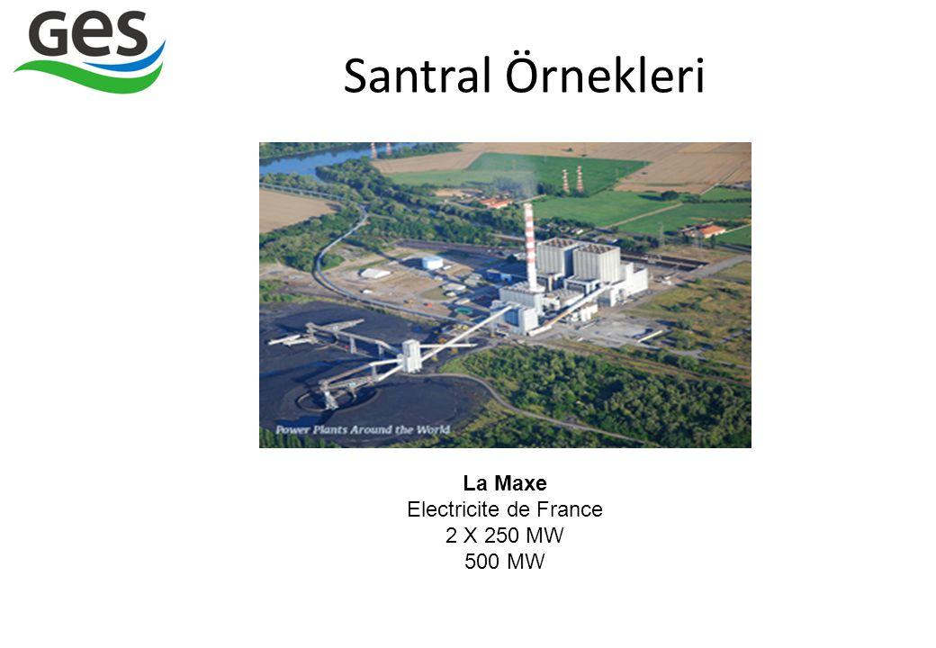 La Maxe Electricite de France 2 X 250 MW
