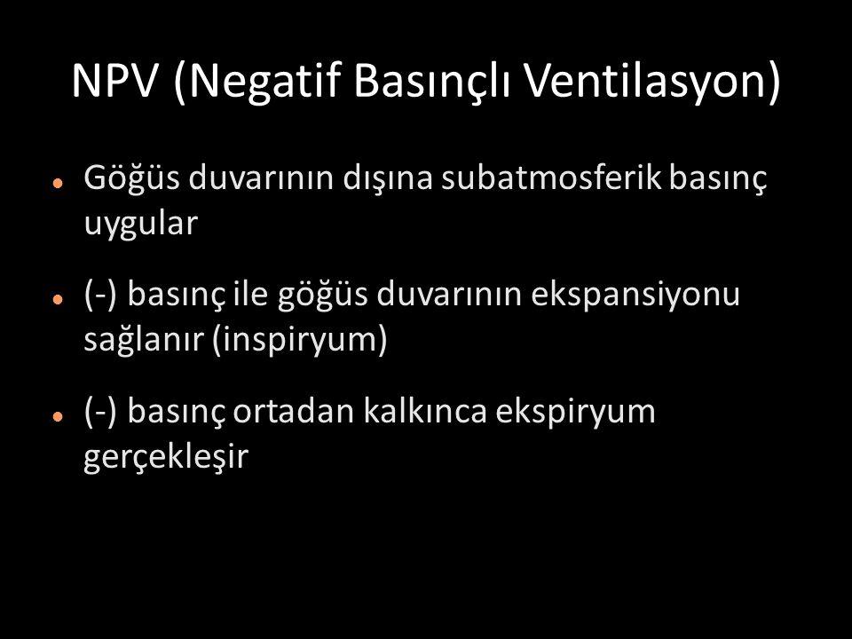 NPV (Negatif Basınçlı Ventilasyon)