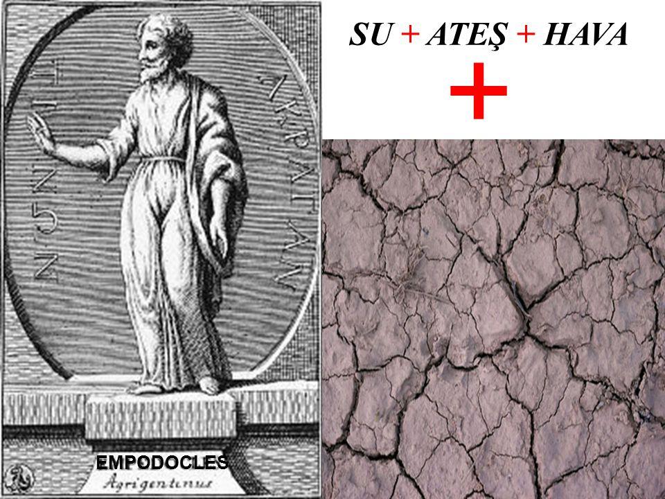 SU + ATEŞ + HAVA + EMPODOCLES 05.04.2017