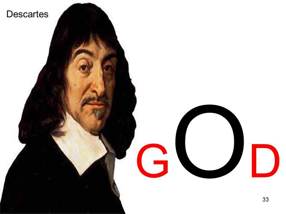 Descartes GOD