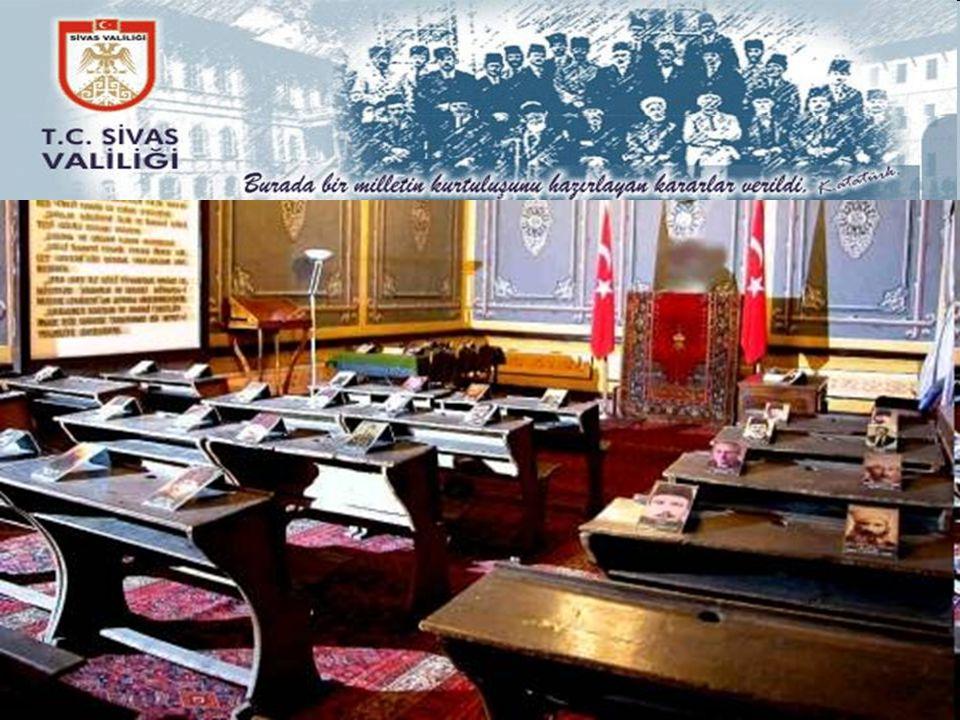Selçuklu Dönemi Sivas Şehir Planı