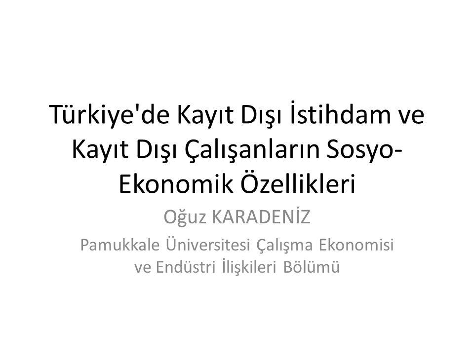 Pamukkale Üniversitesi Çalışma Ekonomisi ve Endüstri İlişkileri Bölümü