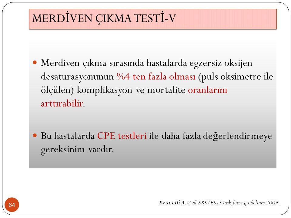 MERDİVEN ÇIKMA TESTİ-V