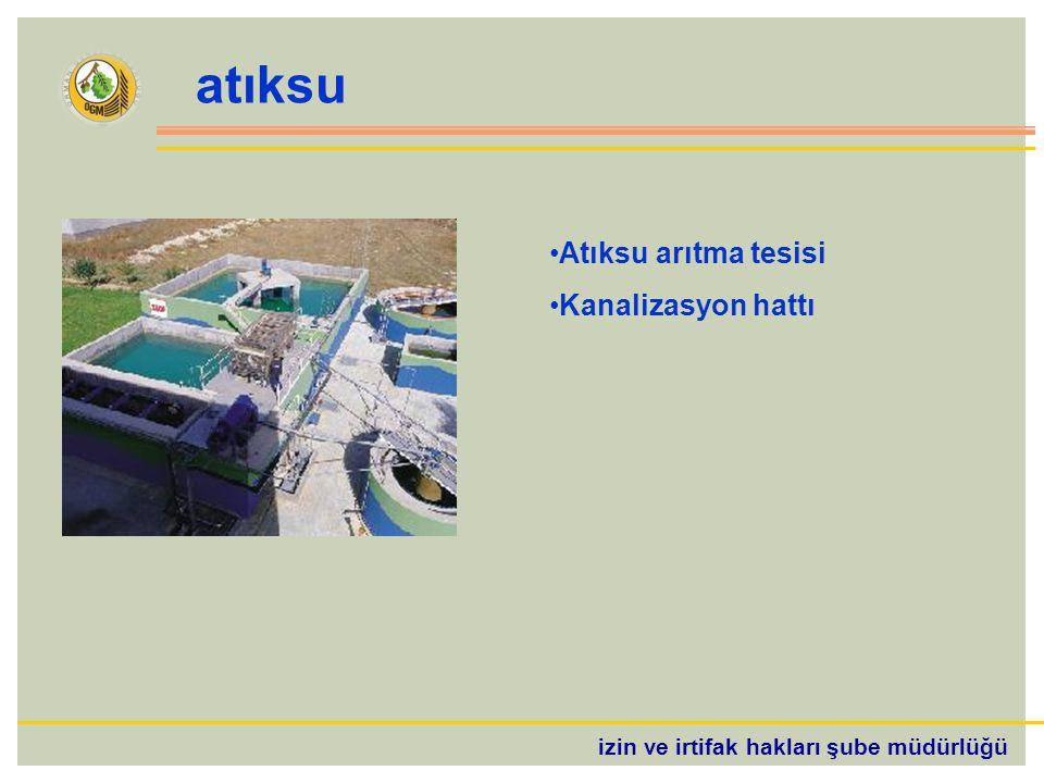 atıksu Atıksu arıtma tesisi Kanalizasyon hattı