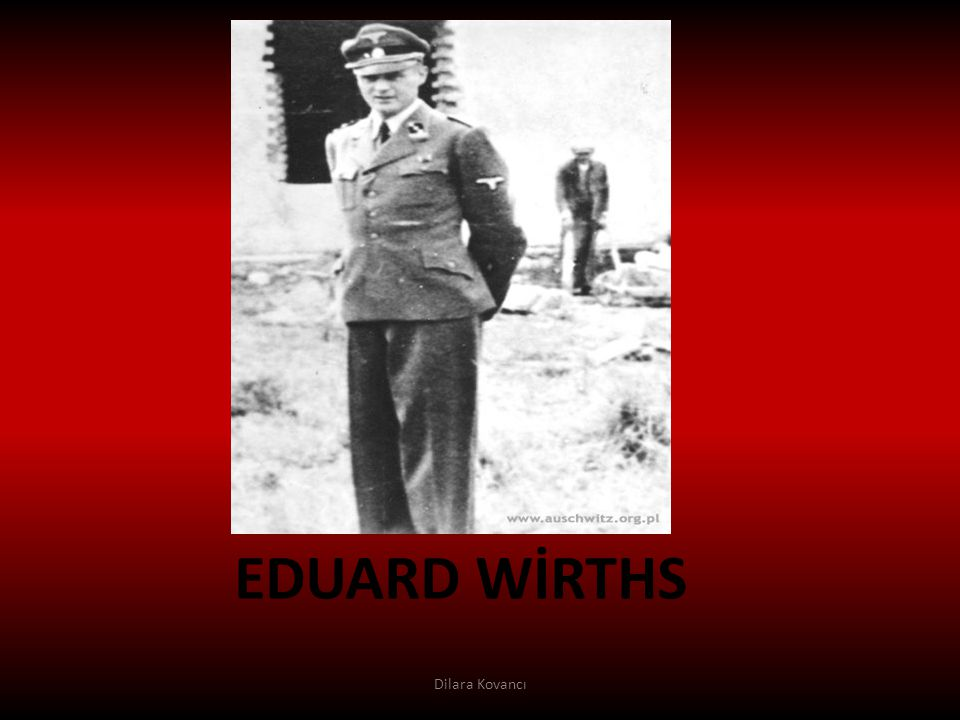 EDUARD WİRTHS Dilara Kovancı