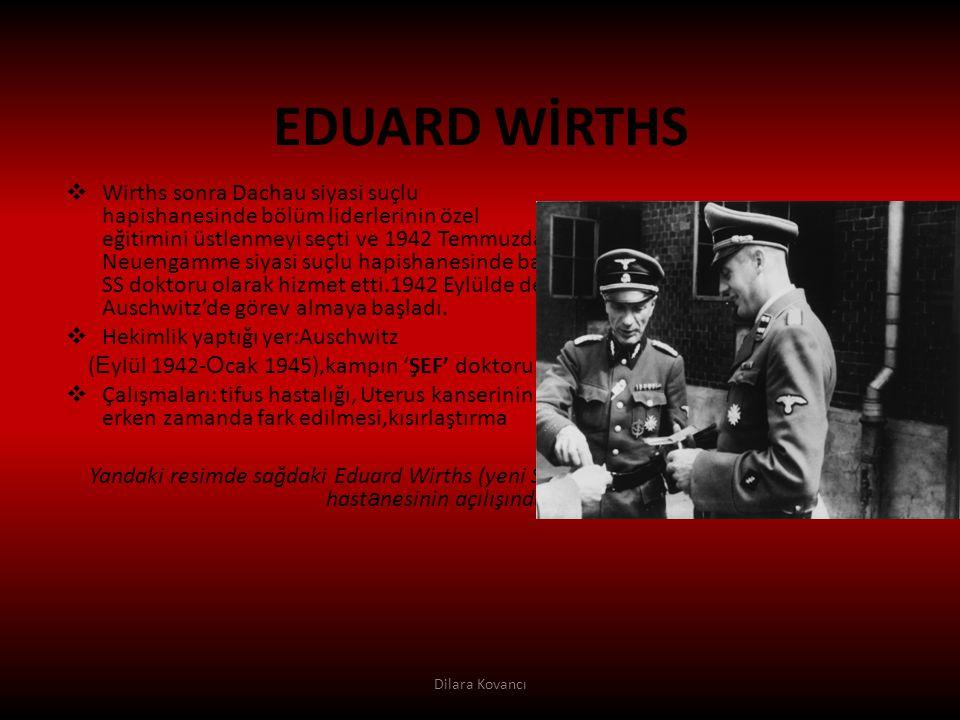 EDUARD WİRTHS