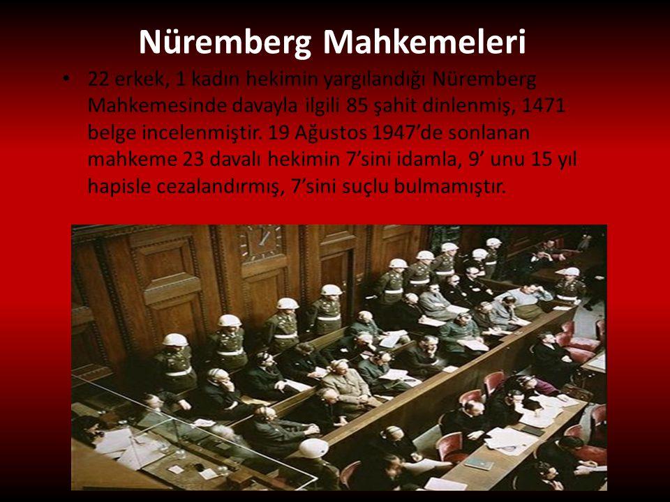 Nüremberg Mahkemeleri