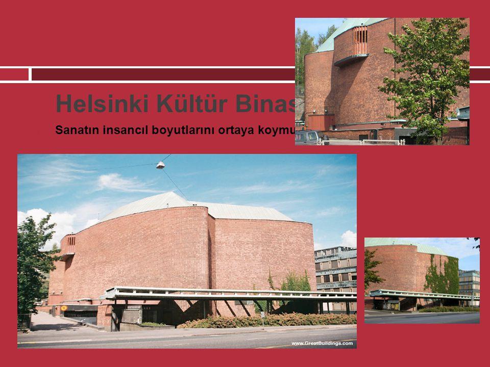 Helsinki Kültür Binası